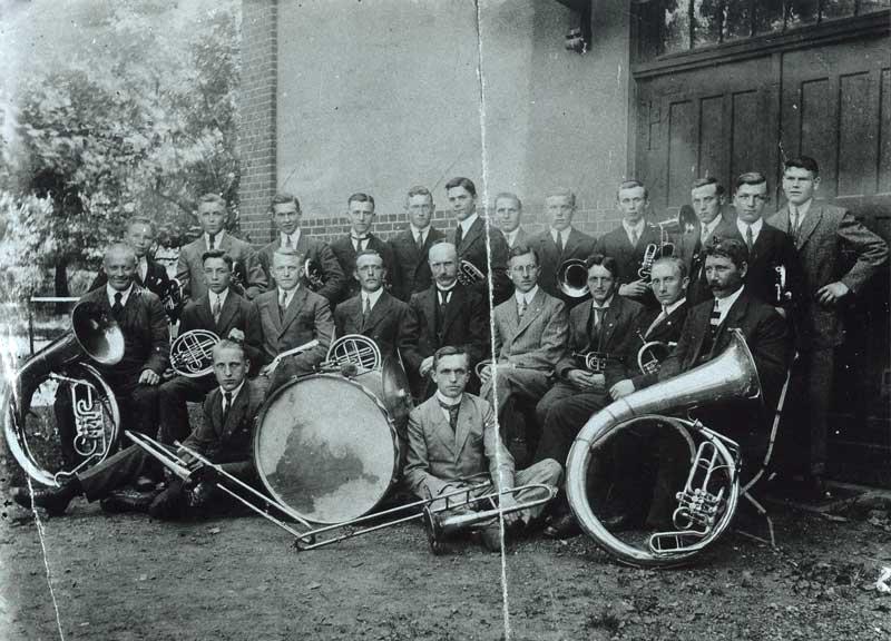 Posaunenchor 1920