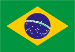 Flagge-Brasilien